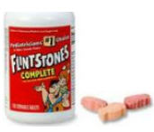 Flintstone Vitamin Dangers-healthsaChoice