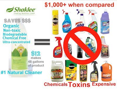 basic h vs other cleaners